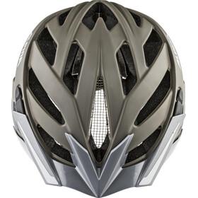 Alpina Panoma 2.0 City Helmet sepia-darksilver reflective